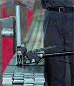 Manuelle Stahlband-Umreifungsgeräte